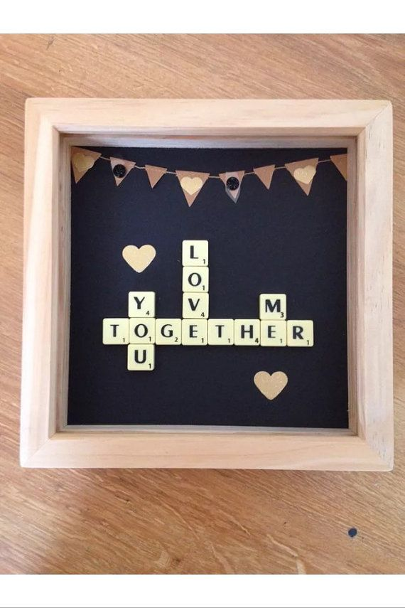 Hey, I found this really awesome Etsy listing at https://www.etsy.com/uk/listing/245058462/scrabble-picture-frame