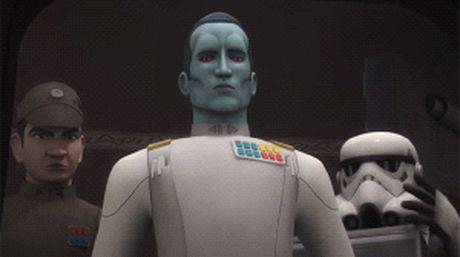 Publicaron adelanto de la serie animada Star Wars Rebels en 3D