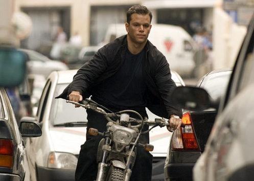 Jason Bourne (Matt Damon)
