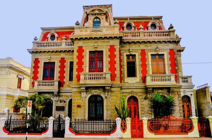 The Mansion (Callao, Peru) Photo by Chris Taylor