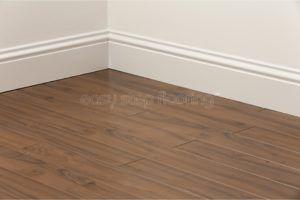 Scherzo Dark Walnut Laminate Flooring