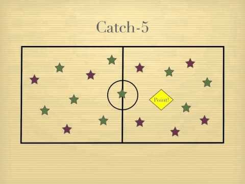 Please visit http://physedgames.com to   Catch 5 Game