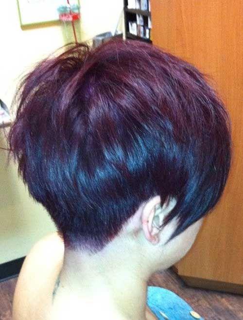 Gute Frisuren – 15 Netter Kurz Layered Haarschnitte