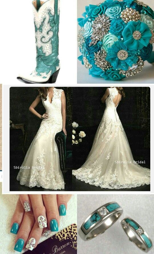 Pretty much just planned my wedding out. Love!!! <3<3<3