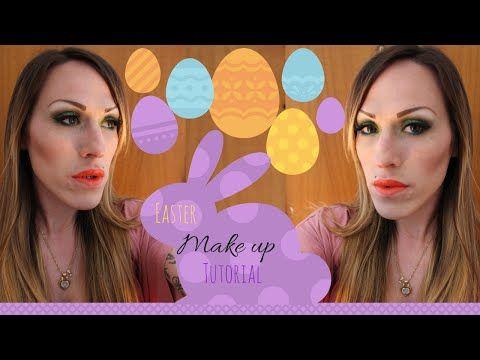 ❤Easter MakeUp Tutorial❤ | Pasqua 2015 QBMakeup - http://47beauty.com/%e2%9d%a4easter-makeup-tutorial%e2%9d%a4-pasqua-2015-qbmakeup/   Siate clementi con me apette mie è il primo tutorial che monto con il programma nuovo …. sono abbastanza soddisfatta…. un bacione e buona pasqua da me !!!! ✿BASE VISO : °Fondotinta : kryolan NB °Blush: Belle Moody blushes Mulac °Terra|Bronzing: Ipno Mulac °Illuminante: Spark Mulac ✿ TRUCCO OCCHI : °Palpebra mobi