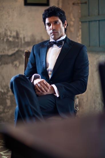 Farhan Akhtar - actor, director, poet and musician.