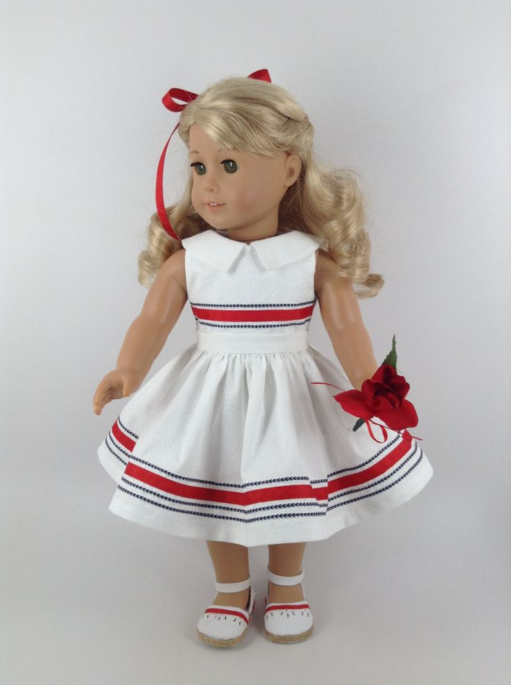 1950's American Girl 18-inch Doll Clothes by HFDollBoutique