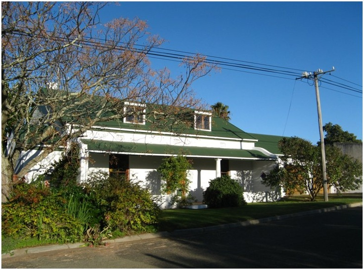 country house in Darling, Western Cape