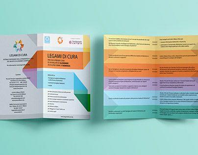 "Check out new work on my @Behance portfolio: ""Brochure Legami di Cura"" http://be.net/gallery/45494025/Brochure-Legami-di-Cura"
