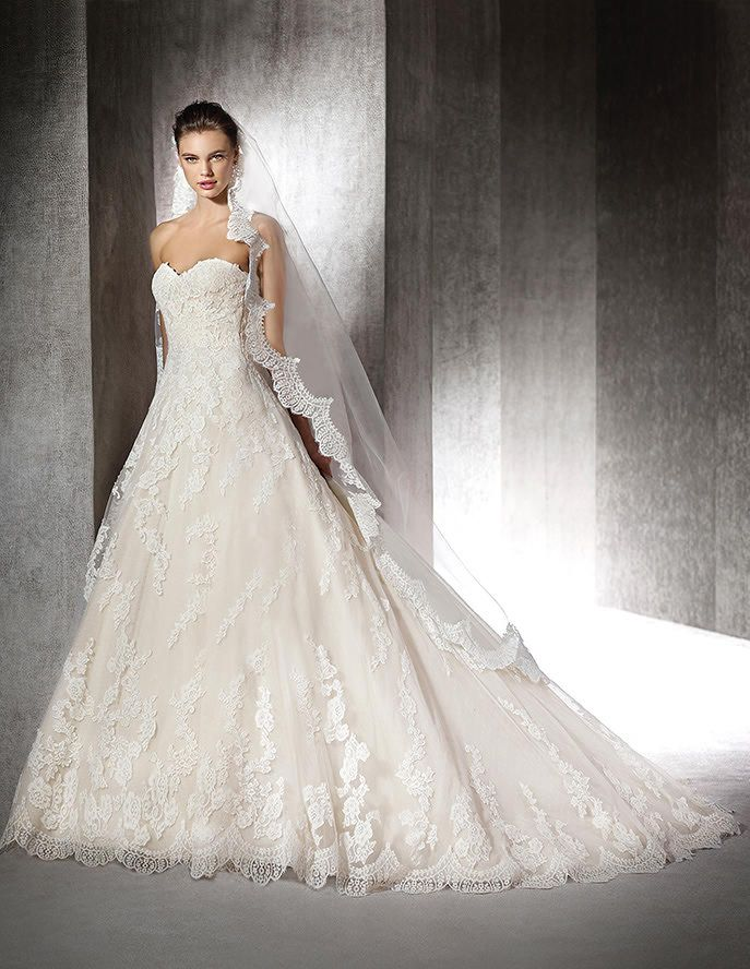 ZURANA, Wedding Dress