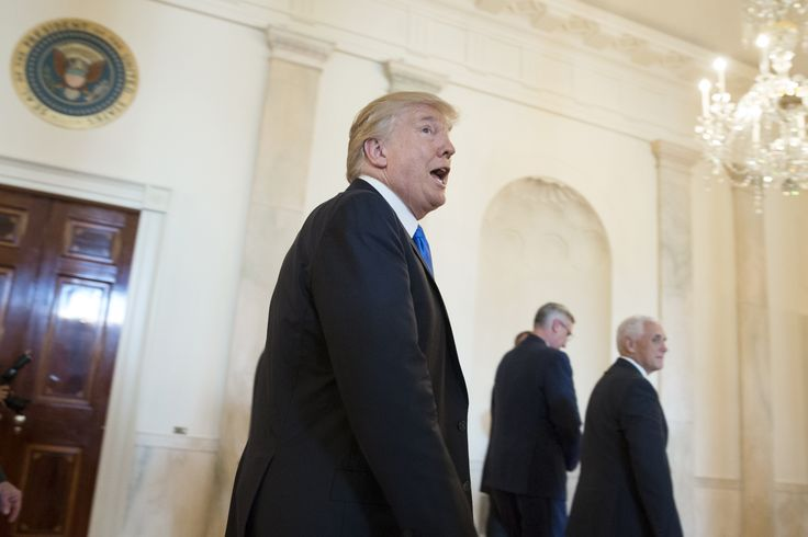 """""""I know a lot about health care,"""" President Donald Trump declared in a Wednesday interview with the New York Times.But Trump's answers to other questions betrayed how little he knows about health policy. As Ezra Klein wrote yesterday, this has become a major stumbling block in Republican efforts to r"""