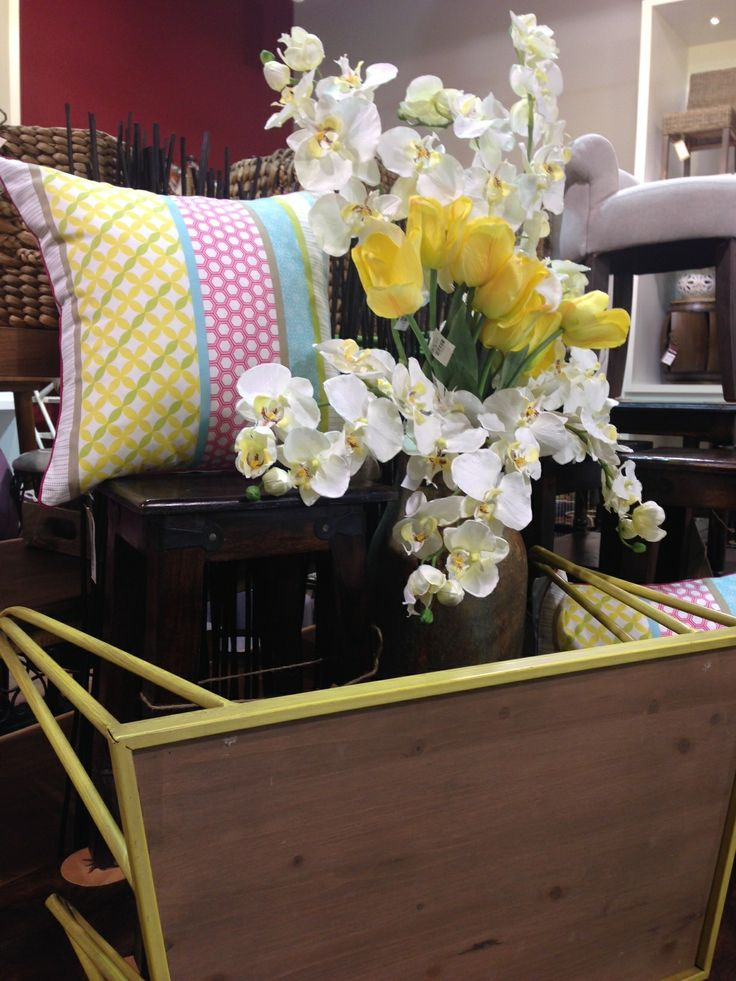 Wicker Emporium is ready for spring! New products available in stores and online! http://wickeremporium.ca