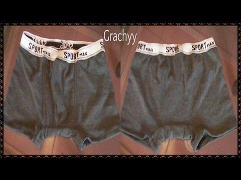 BOXER 21 TOMO 2 Curso de ropa intima - YouTube