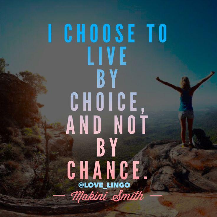 Makini's Motivational Monday Mantra!