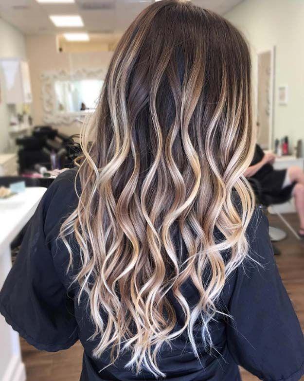 50 Cute Balayage Hair Color Ideas 2017 Thick Hair Styles Hair