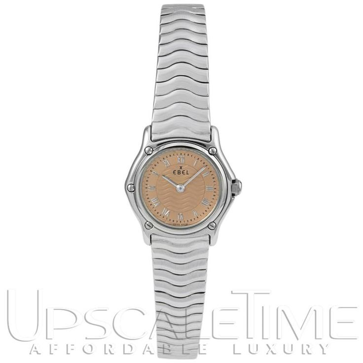 Ebel Sport Classic Copper Women's Watch 9157112-copper