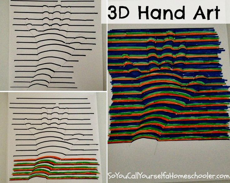 craft pictures ideas best 25 3d ideas on 3d drawings 1612