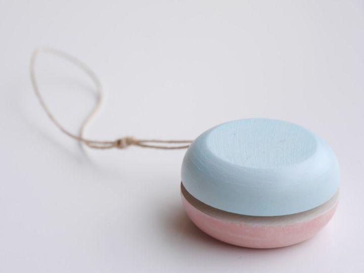 Yo-yo Baby Blue - Pink