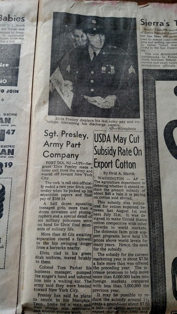 Elvis presley then amp now 25th anniversary collector s edition ebay - Graceland Elvis Presley Gorgeous Men Singer Newspaper Army Military