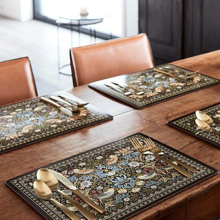 Enchanted Birds Laminated Cork Place Mats Simons Home Decorators Catalog Best Ideas of Home Decor and Design [homedecoratorscatalog.us]