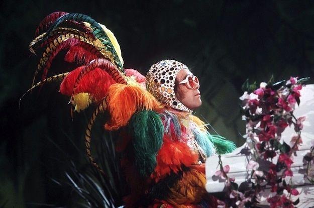 Mardi Gras Elton.