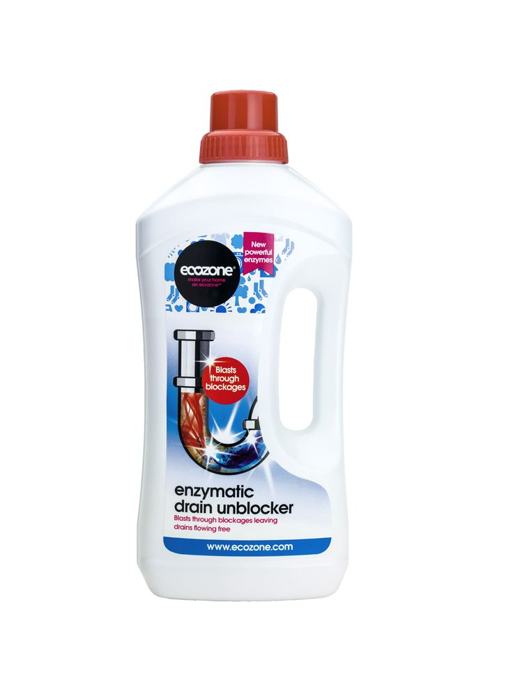 Blocked Drains ... yuck!  This Drain Unblocker will clear the blockage.