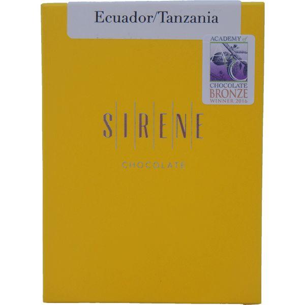 Sirene Ecuador/Tanzania