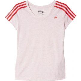 adidas ESSENTIALS 3S SLIM TEE - Dámské tričko - adidas