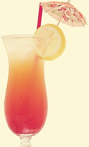 Recette de tequila Sunrise toute simple et rapide à faire …