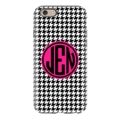 Create your own iPhone 6 Case.  Custom Colors, Text, Font.  Design your own case today!