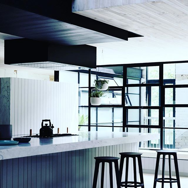 Fabulous Kitchen Details In This Fitzroy Loft By Architects EAT A Finalist The Belle Coco Republic Interior Design Awards