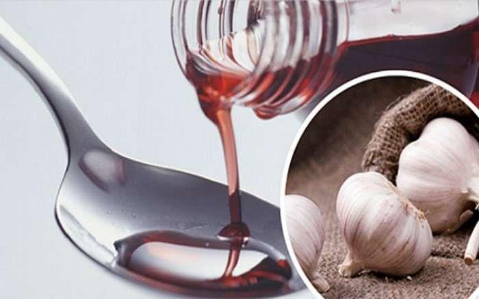 Σιρόπι Σκόρδου: Θεραπευτικό και 10 φορές Ισχυρότερο από την Πενικιλίνη