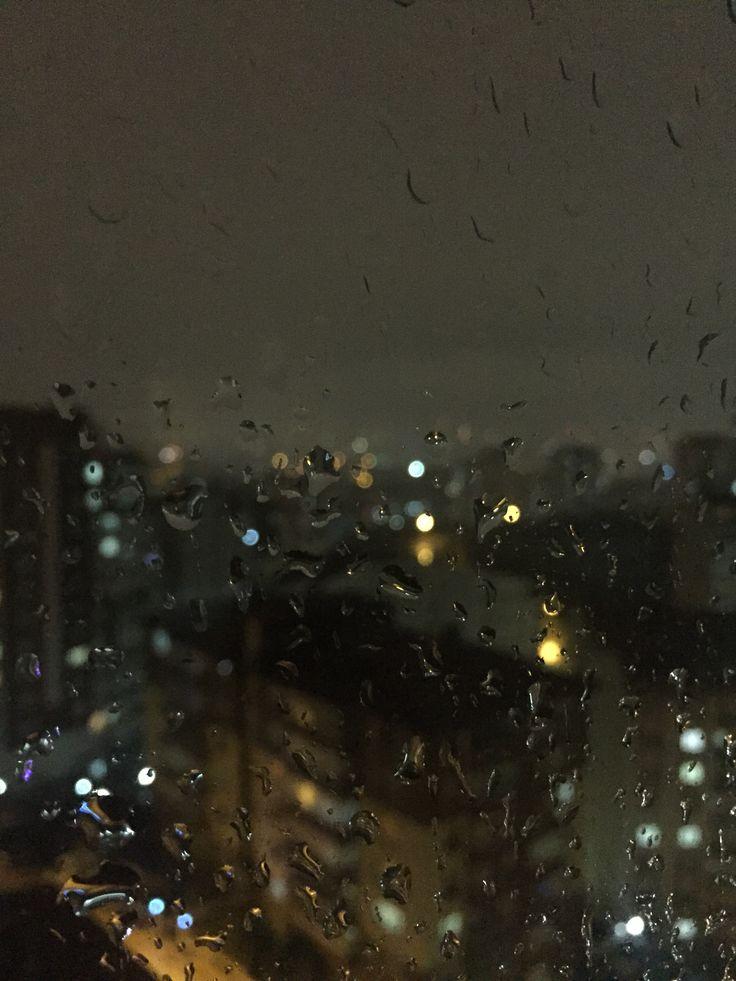 дождь в открытом окне ночью фото летний период орнитологических