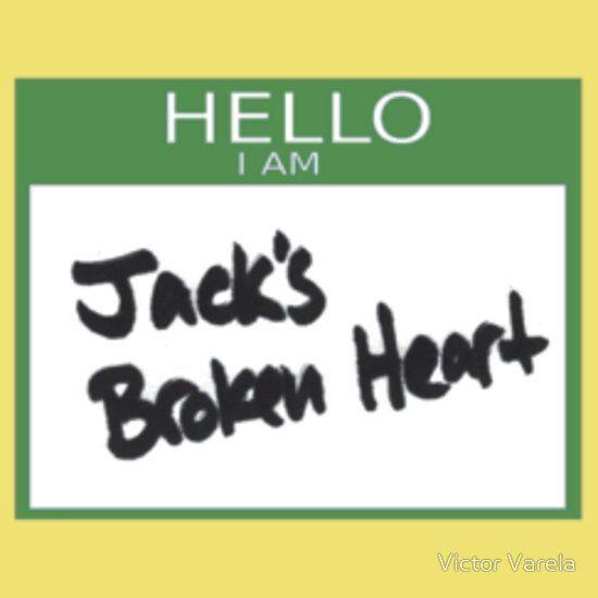 """Fight Club: """"I AM JACK'S BROKEN HEART by Victor Varela"""