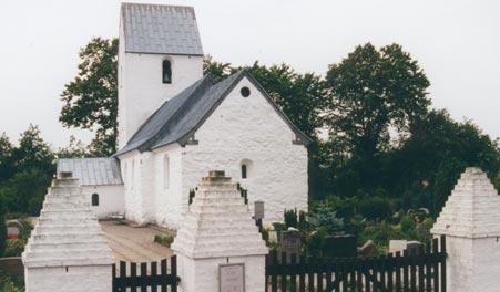 Tjørring Church, Herning