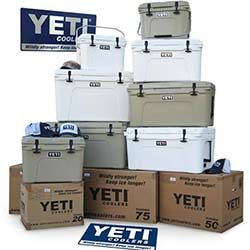 #yeti #cooler #wild #stronger #ice #snow #camping #ride #fun #snowmobile   www.firstplaceparts.com