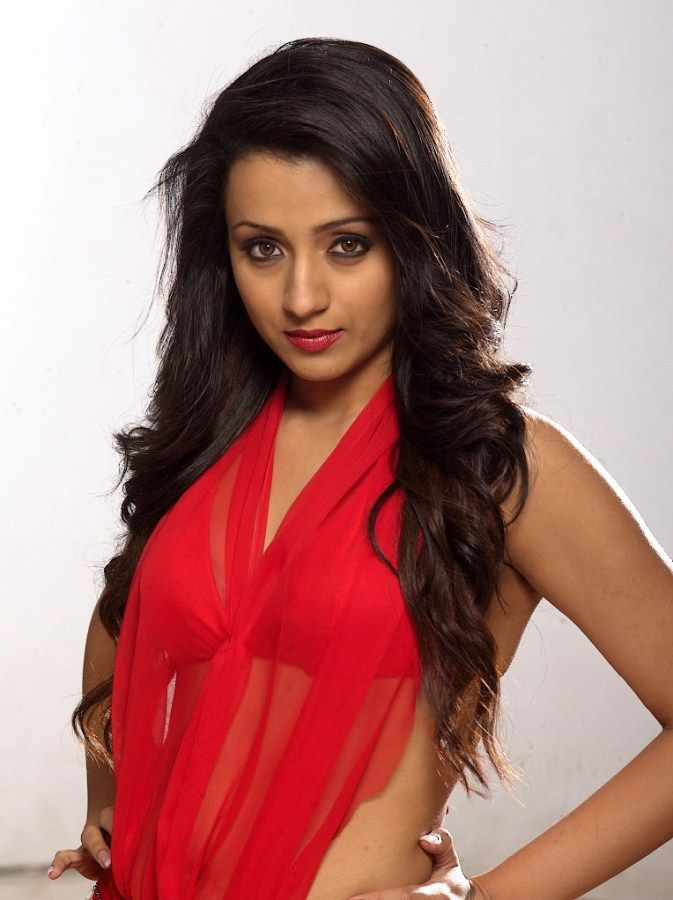 Actress Trisha Hot Stills