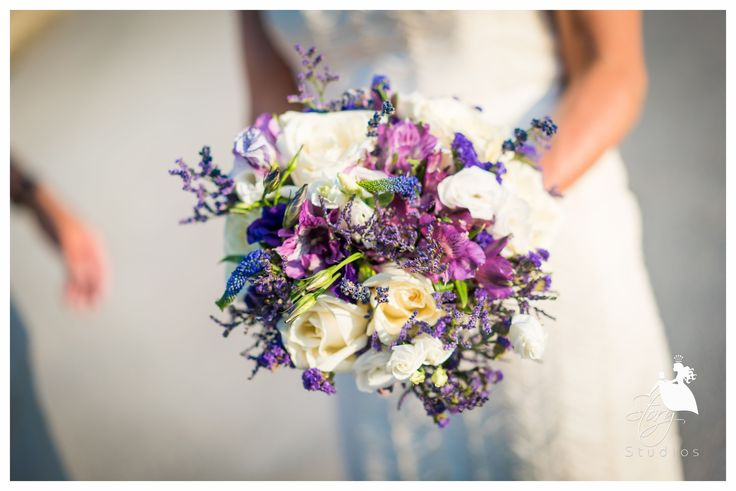 Beautiful bridal bouquet!
