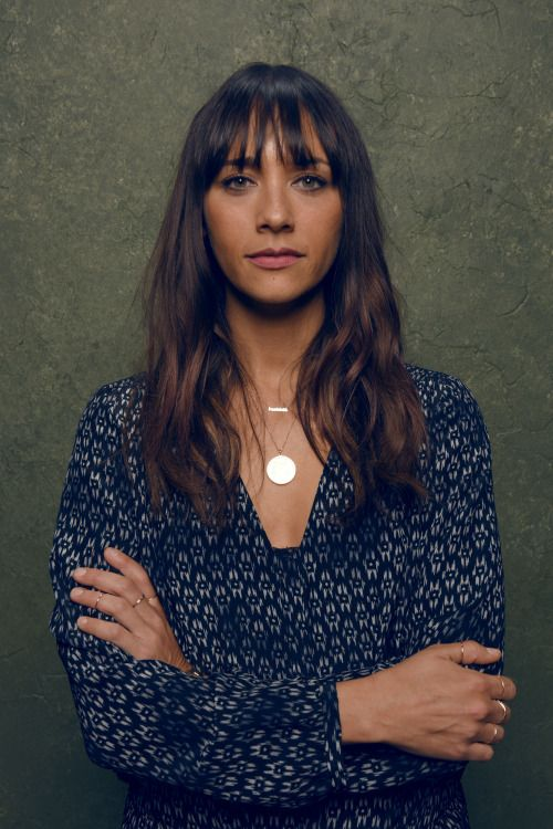 Rashida Jones, by Larry Busacca at Sundance