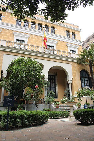 Museo sorolla ubicado en la que fue casa y estudio del pintor madrid de madrid al cielo - Casa de sorolla en madrid ...