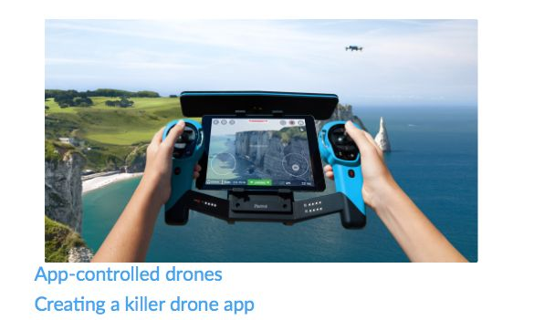 Creating a Killer Drone App - https://pyze.com/articles/creating-a-killer-drone-app.html via @DickeySingh