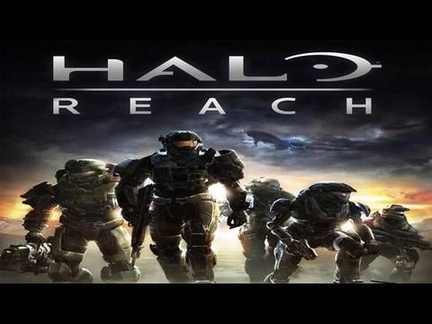 Halo Reach launch event in London.