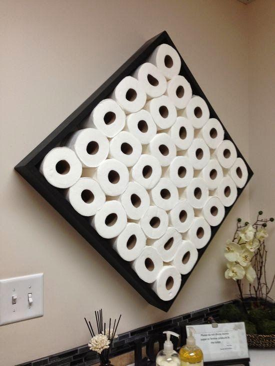 #Small&Low cost / 10 grandes ideas para aprovechar pequeños baños | Decorar tu casa es facilisimo.com