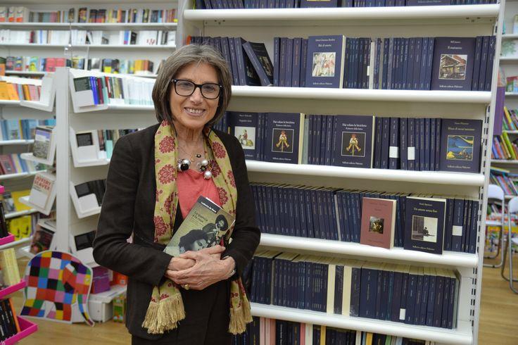La scrittrice Ludovica De Nava presenta a Cagliari il suo ultimo romanzo ''La quercia e la rosa. Storia di un amore importante di Grazia Deledda con lettere autografe''.