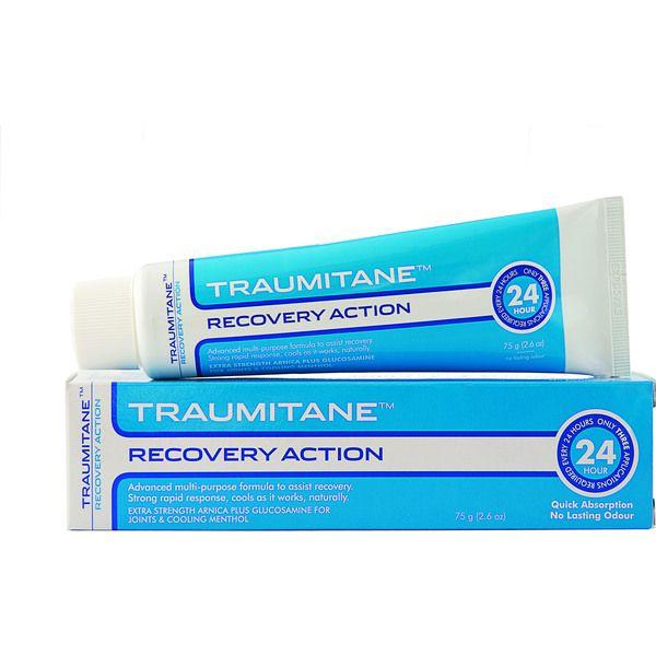 Traumitane® Recovery Action Cream - Anti Inflammatory Creams - Sports Rubs, creams & gels