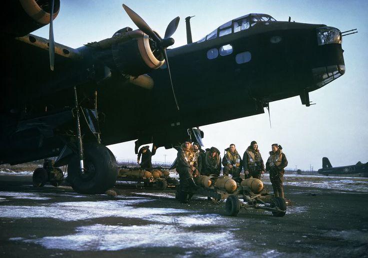 Short Stirling of 149 Squadron, Mildenhall