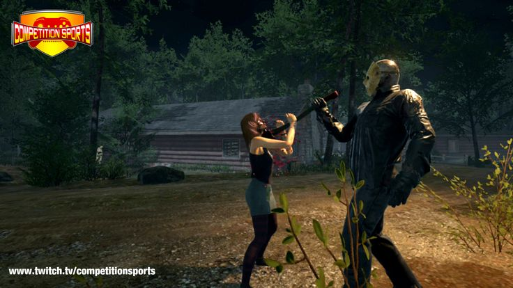 """Friday The 13th """"The Game"""" (Xbox One).  *Website – http://www.compsports.net/ *Twitch TV – http://www.twitch.tv/competition_sports"""
