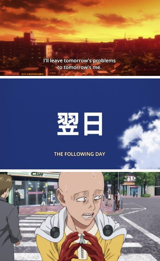 Me in life One punch man