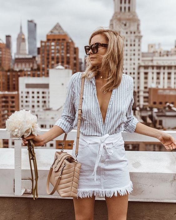 Summer Style Guide: Denim Skirts for 2018