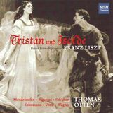 Tristan und Isolde: Piano Transcriptions of Franz Liszt [CD], 11296164